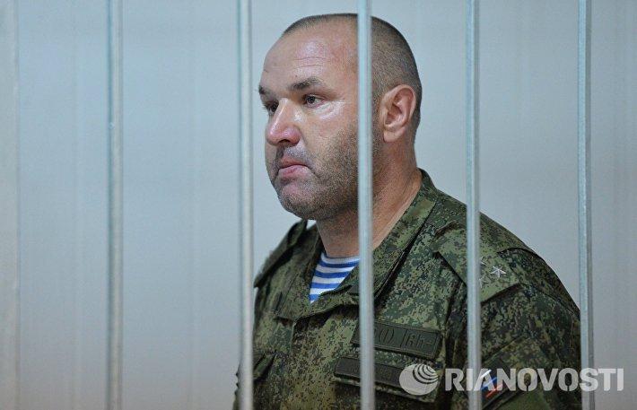 Задержан начальник 242-го учебного центра ВДВ полковник Олег Пономарев