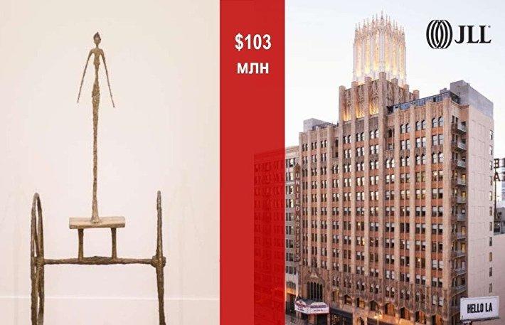 Какие предметы роскоши можно купить по цене отеля или элитного жилого комплекса