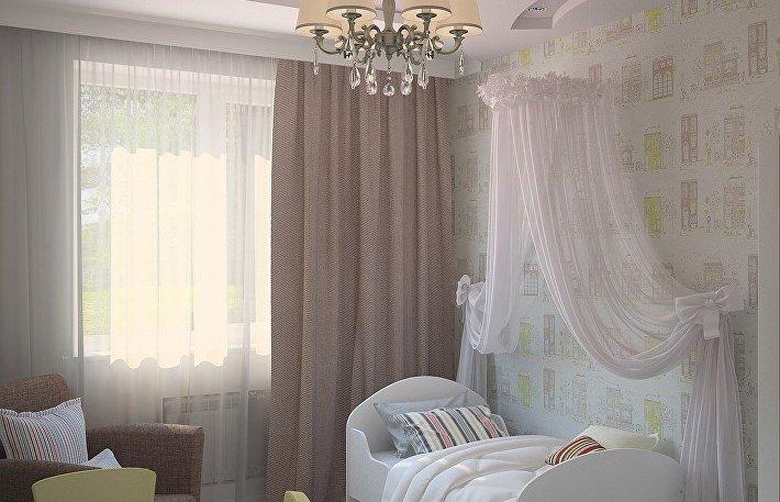 Сон под покровом: как оформить спальное место с помощью балдахина