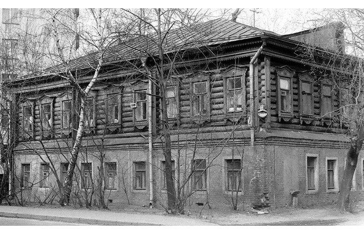Дома А. А. Тарковского
