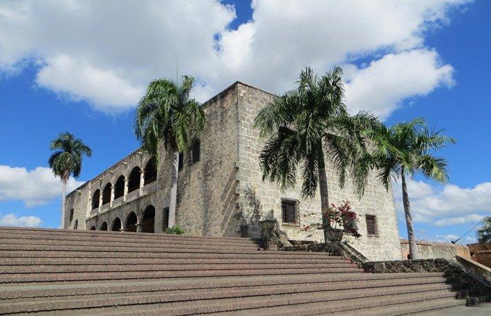 Дворец Колумба