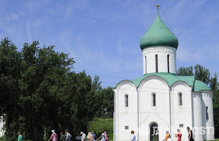 Виды города Переславль-Залесский Ярославской области