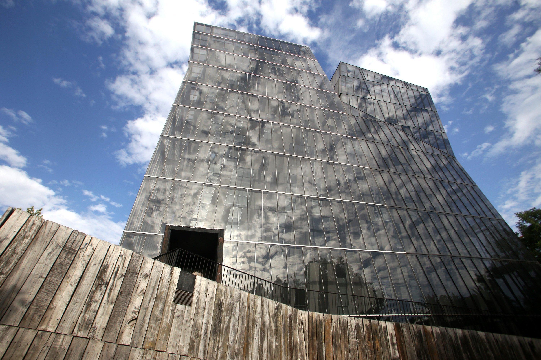 Сиамские башни, Сантьяго, Чили, 2005