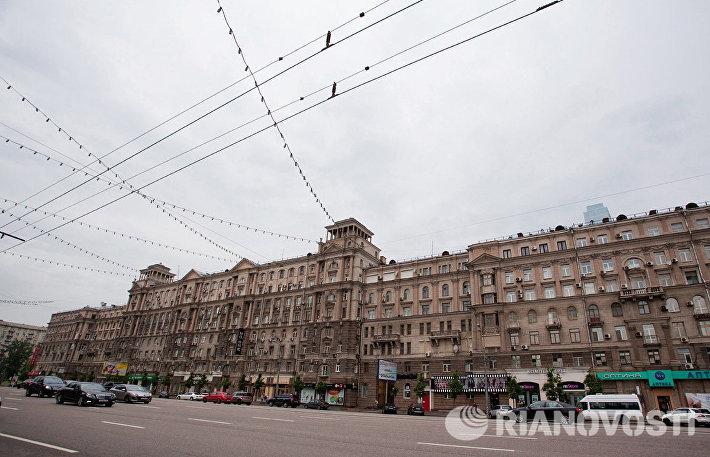 Кутузовский проспект, 26