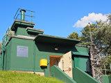 Огромный бункер в городе Бёрлингтон Англии