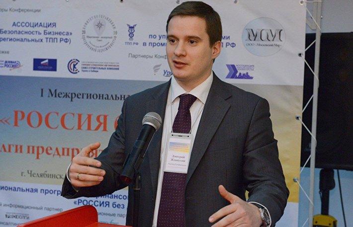 Дмитрий Жданухин
