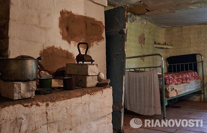 Дом-музей Сергея Довлатова в деревне Березино