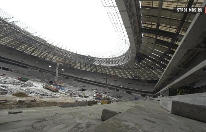 Как преобразится стадион Лужники после реконструкции