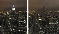 История 60 минут: как менялись здания мира в Час Земли в течение 9 лет