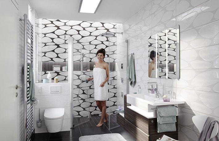 Просторный минимум: 8 решений, которые сделают маленькую ванную больше