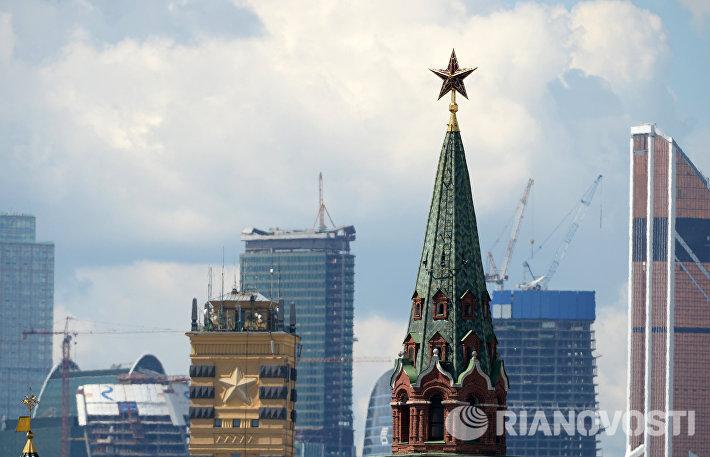 Боровицкая (Предтеченская) башня московского Кремля