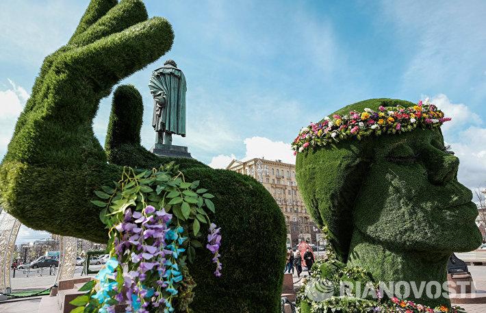Открытие фестиваля Моcковская весна