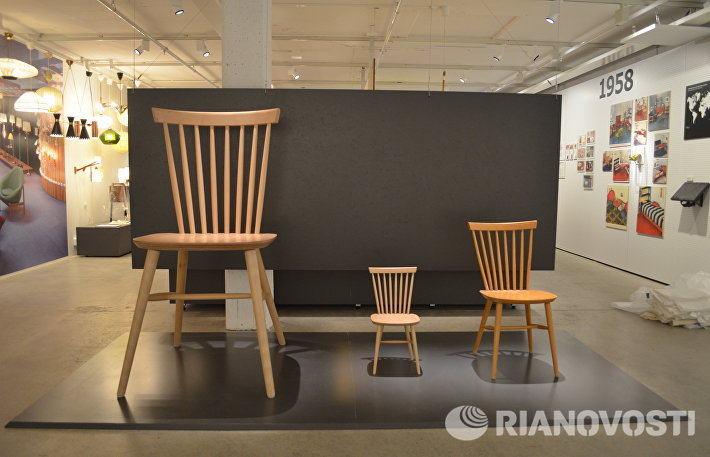 Место магазина: как выглядит новый музей ИКЕА в Эльмхульте