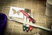 Место под фото от Марата Ка: как сделать стильную фоторамку своими руками