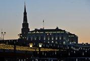 Президентский дворец Казанского Кремля