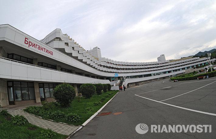 Отдых во всероссийском детском центре Океан
