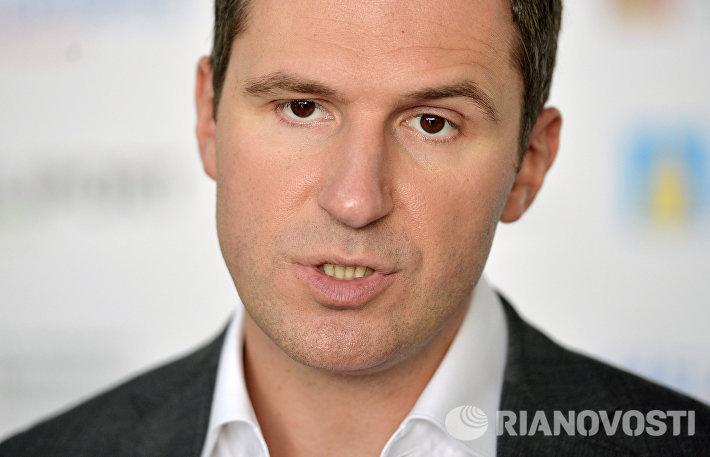 Министр инвестиций и инноваций Московской области Денис Буцаев