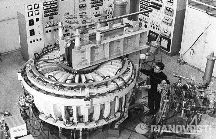 Институт атомной энергии имени И. В. Курчатова