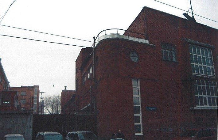 Комплекс зданий ЦАГИ