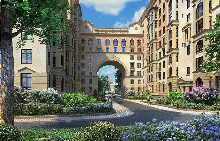 ЖК Лайково компании Urban Group в Одинцовском районе