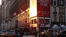 Универмаг в Нью-Йорке Macy-s Herald Square