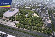 Жизнь вокруг спорта: как будет выглядеть проект застройки стадиона Динамо