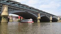 Blackfriars Bridge, Лондон