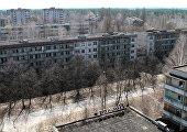 Город Припять, зона отчуждения Чернобыльской АЭС