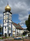 Церковь Святой Варвары, Бернбах