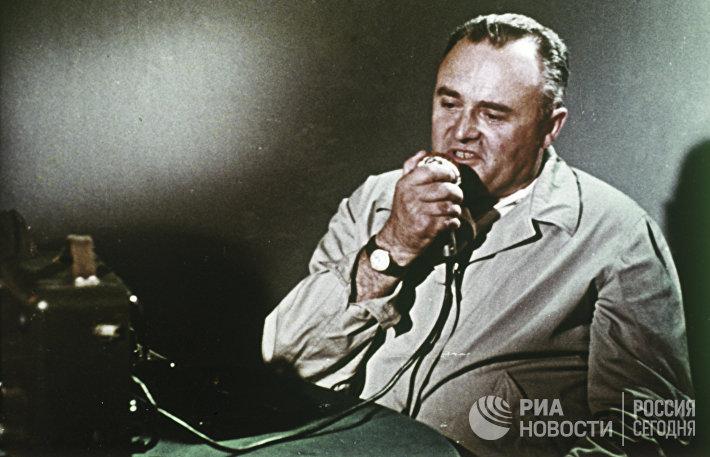 Академик Сергей Королев