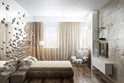 За гранью обыденности: идеи отделки квартиры или дома 3D-панелями