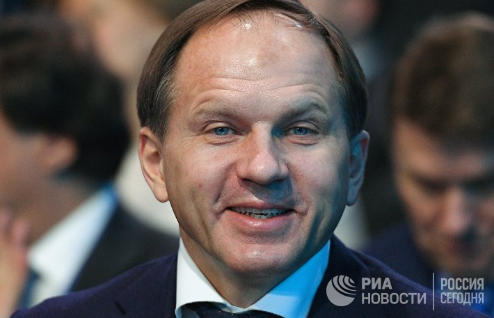 Министр по делам Северного Кавказа Лев Кузнецов