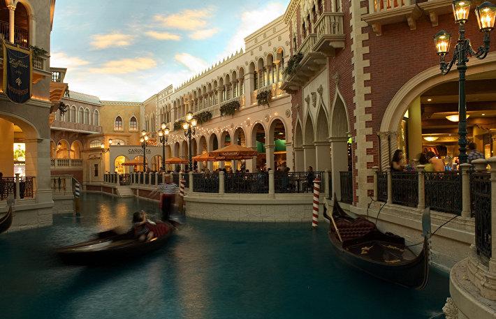 Венеция в Вегасе