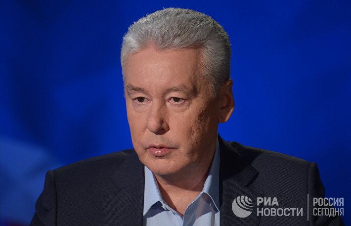 Интервью мэра Москвы С. Собянина гендиректору МИА Россия сегодня Д. Киселеву
