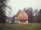 Голландский домик в усадьбе Вороново