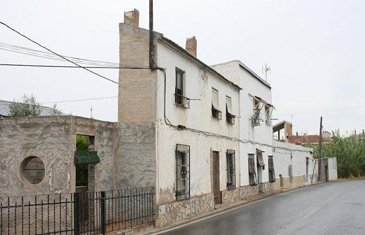 Тонкий дом в Мурсии, Испания