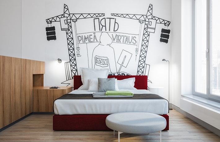 Пестро и цветасто: самые смелые узоры для оформления квартиры