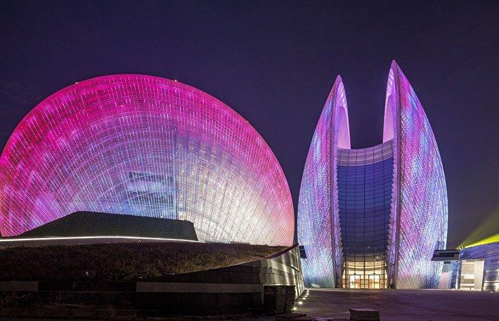 Национальная Опера в Чжухае (Китай)
