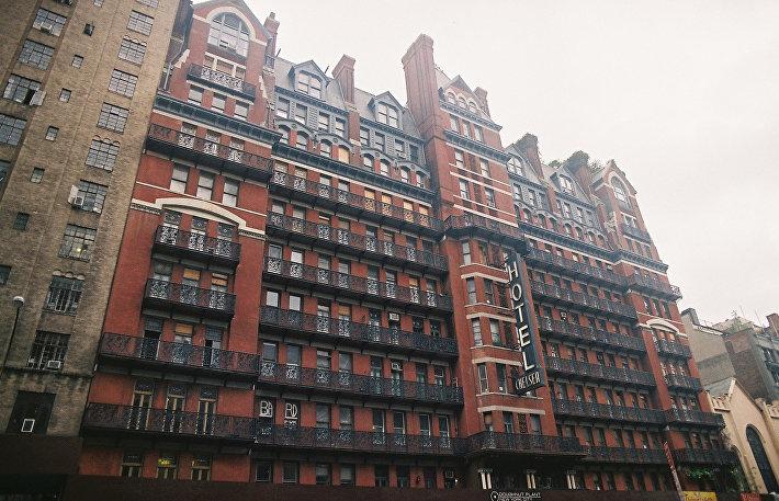 Отель Челси, Нью Йорк