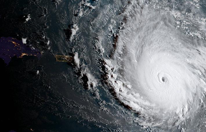 Ураган Ирма